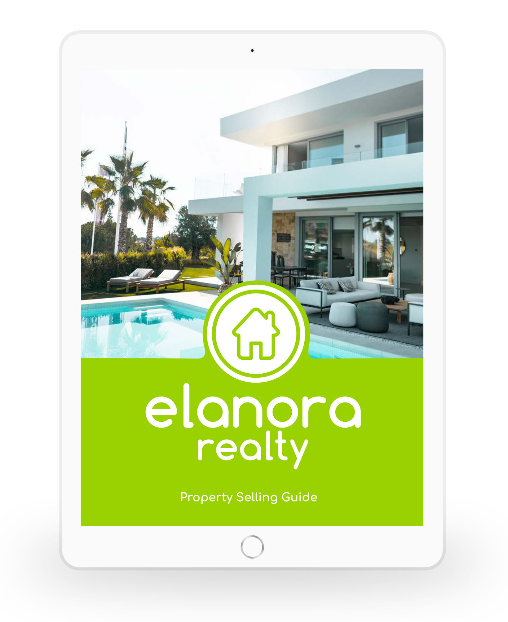 cover of our real estate seller's guide